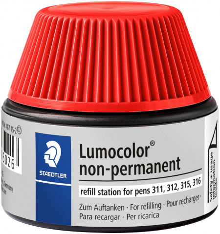 Staedtler Refill Station for Lumocolor Non-Permanent Pens