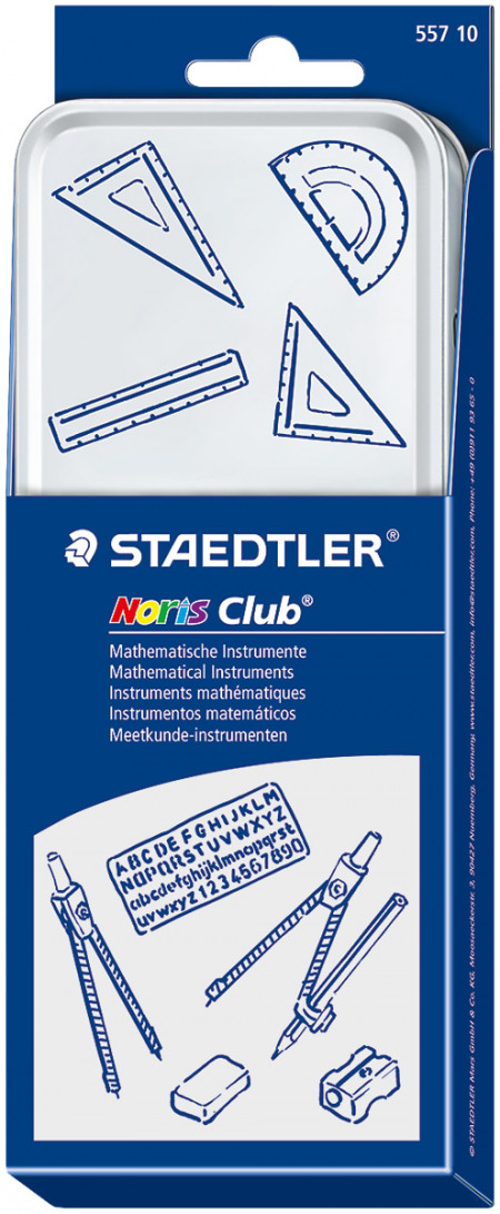 Staedtler Noris Club Maths Set