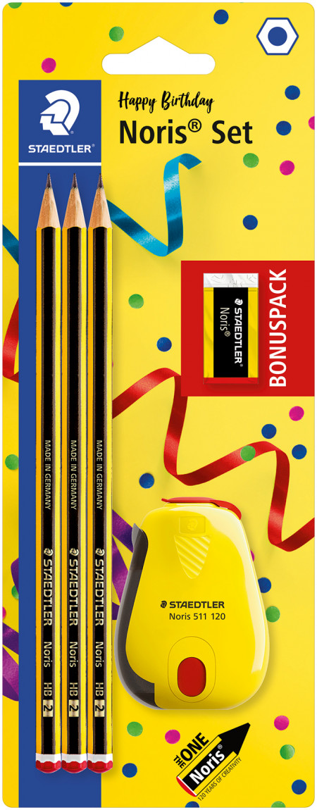 Staedtler Noris Anniversary Pencil Set