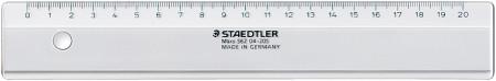 Staedtler Mars Plastic Ruler - 20cm