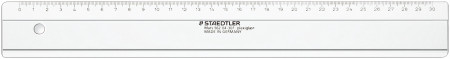 Staedtler Mars Plastic Ruler - 30cm