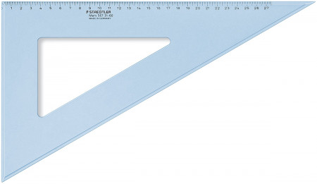 Staedtler Mars Set Square - 31cm 60°/30°