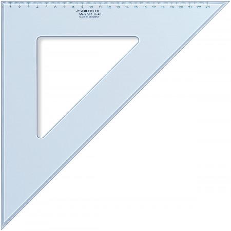 Staedtler Mars Set Square - 36cm 45°/45°