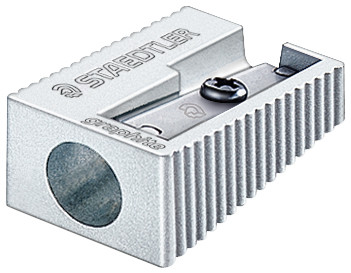Staedtler Mars Metal Sharpener - Single-Hole