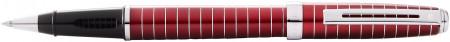 Sheaffer Prelude Rollerball Pen - Merlot Red Chrome Rings