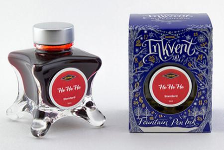 Diamine Inkvent Christmas Ink Bottle 50ml - Ho Ho Ho
