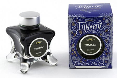 Diamine Inkvent Christmas Ink Bottle 50ml - Mistletoe