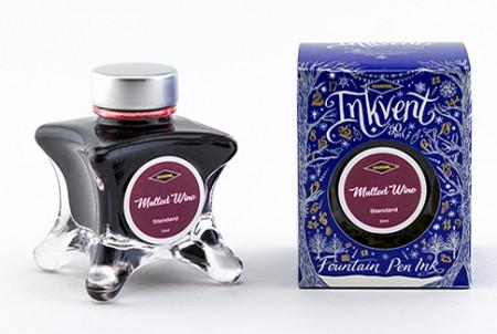 Diamine Inkvent Christmas Ink Bottle 50ml - Mulled Wine