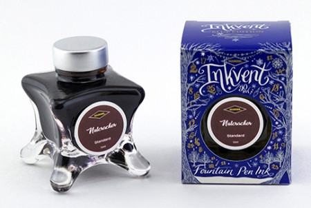 Diamine Inkvent Christmas Ink Bottle 50ml - Nutcracker