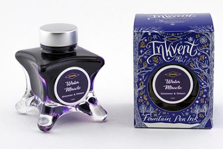 Diamine Inkvent Christmas Ink Bottle 50ml - Winter Miracle