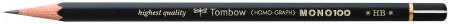 Tombow Mono 100 Graphite Pencil