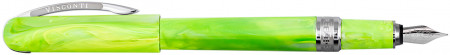 Visconti Breeze Fountain Pen - Lime