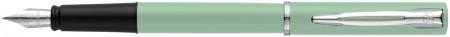 Waterman Allure Fountain Pen - Pastel Green Chrome Trim