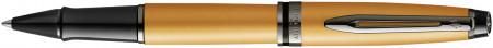Waterman Expert Rollerball Pen - Gold Ruthenium Trim
