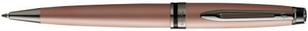 Waterman Expert Ballpoint Pen - Rose Gold Ruthenium Trim