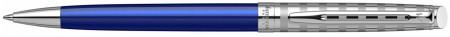 Waterman Hemisphere Ballpoint Pen - Le Lounge Chrome Trim