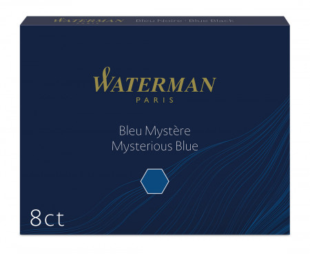 Waterman Large Size Standard Ink Cartridge