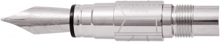 Waterman Perspective Nib - Stainless Steel Rhodium Plated