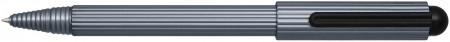 Worther Profil Rollerball Pen - Grey Aluminium