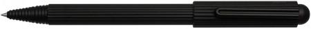 Worther Profil Rollerball Pen - Black Aluminium
