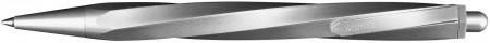 Worther Spiral Ballpoint Pen - Aluminium