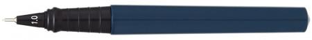 Yookers Yooth 549 Refillable Fineliner Pen - Ocean Blue