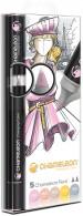 Chameleon Blendable Marker Pens - Pastel Tones (Pack of 5)
