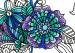 Chameleon Blendable Marker Pens - Cool Tones (Pack of 5) - Picture 2
