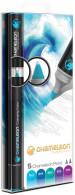 Chameleon Blendable Marker Pens - Cool Tones (Pack of 5)