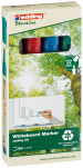 Edding 29 EcoLine Whiteboard Markers - Assorted Colours (Pack of 4)