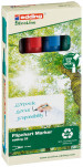 Edding 32 Ecoline Flipchart Markers - Assorted Colours (Pack of 4)
