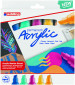 Edding 5000 Acrylic Paint Markers - Chisel Tip - Broad - Abstract Colours (Pack of 5)