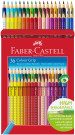 Faber-Castell Colour Grip Pencils - Assorted Colours (Pack of 36) - Picture 1