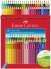 Faber-Castell Colour Grip Pencils - Assorted Colours (Pack of 48) - Picture 1