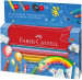 Faber-Castell Colour Grip Pencils - Sketch Gift Set with Pencil Case - Picture 1