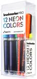 Karin Brushmarker PRO Set - Neon Colours (Pack of 12)