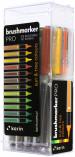 Karin Brushmarker PRO Set - Sun & Tree Colours (Pack of 12)
