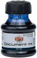 Koh-I-Noor Fountain Pen Ink Bottle 50ml - Black
