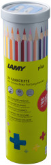 Lamy Plus Colouring Pencils - Assorted Colours (Pack of 24)