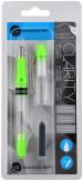 Manuscript Clarity Fountain Pen - Green