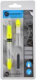 Manuscript Clarity Fountain Pen - Yellow