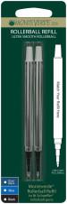 Monteverde Rollerball Refill To Fit Sheaffer - Blue/Black