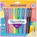 Papermate Flair Original Fibre Tip Pen - Medium - Tropical Colours (Blister of 12)