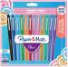 Papermate Flair Original Fibre Tip Pen - Medium - Candy Colours (Pack of 12)