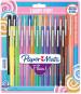 Papermate Flair Original Fibre Tip Pen - Medium - Candy Colours (Pack of 24)