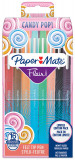 Papermate Flair Original Fibre Tip Pen - Medium - Candy Colours (Pack of 16)