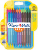 Papermate Inkjoy 100 Retractable Ballpoint Pen - Medium - Assorted Colours (Blister of 20)