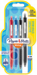 Papermate Inkjoy 300 Retractable Ballpoint Pen - Medium - Assorted Colours (Blister of 4)