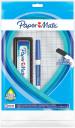 Papermate Whiteboard Marker Fine - Bullet Tip - Blue (Eraser Set)