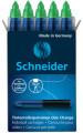 Schneider One Change Roller Cartridge - Green